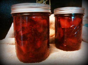 Pluot Jam... I hope.